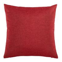 ZIERKISSEN 40/40 cm - Rot/Weiß, KONVENTIONELL, Textil (40/40cm) - Landscape