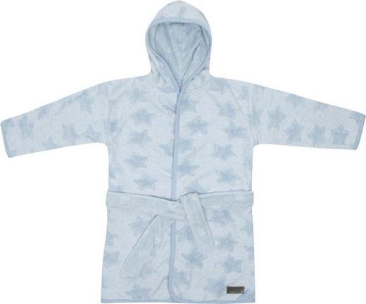 KINDERBADEMANTEL  Blau - Blau, Textil (86/92) - Bebe Jou