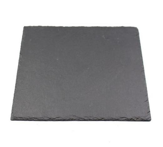 TALÍŘ - barvy břidlice, Konvenční, kámen/umělá hmota (20/20cm) - Ambia Home