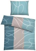 BETTWÄSCHE 140/200 cm - Blau, KONVENTIONELL, Textil (140/200cm) - Boxxx