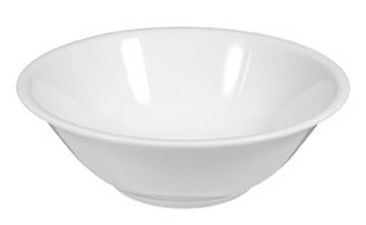 SCHÜSSEL Keramik Porzellan - Weiß, Basics, Keramik (23cm) - Seltmann Weiden