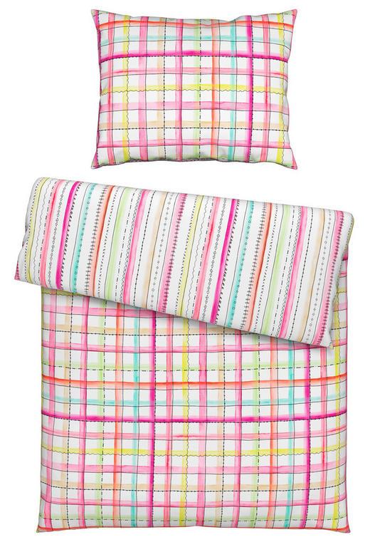BETTWÄSCHE - Multicolor, KONVENTIONELL, Textil (140/200cm) - Novel