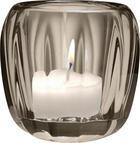 TEELICHTHALTER - Dunkelgrau, Design, Glas (7cm) - VILLEROY & BOCH