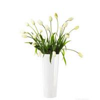 VAZA - bijela, Basics, keramika (23/60cm) - ASA