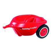 Big Bobby Car Anhänger - Rot, Basics, Kunststoff (49/29/21cm) - BIG