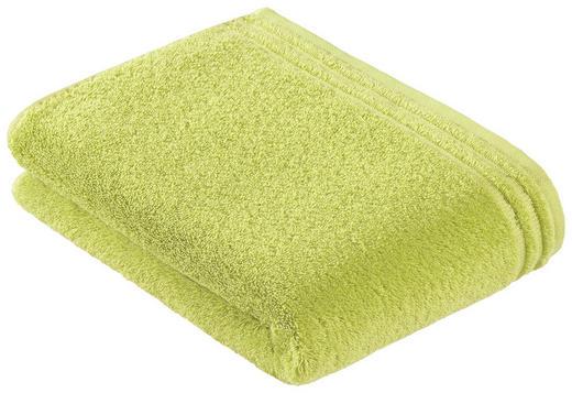 DUSCHTUCH 67/140 cm - Hellgrün, Basics, Textil (67/140cm) - VOSSEN