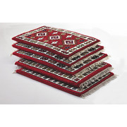 Orientteppich 40/60 cm - Beige/Rot, LIFESTYLE, Textil (40/60cm) - Esposa