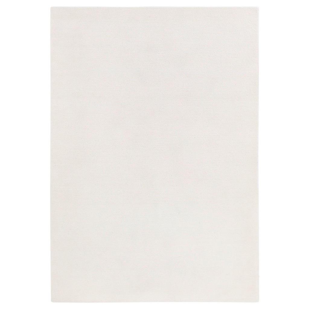 Esposa Wollteppich 250/350 cm weiß , Nepal Vinciano Uni , Textil , Uni , 250 cm , für Fußbodenheizung geeignet, in verschiedenen Größen erhältlich , 007946018277
