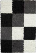 KOBEREC S VYSOKÝM VLASEM - černá, Design, textil (120/170cm) - BOXXX