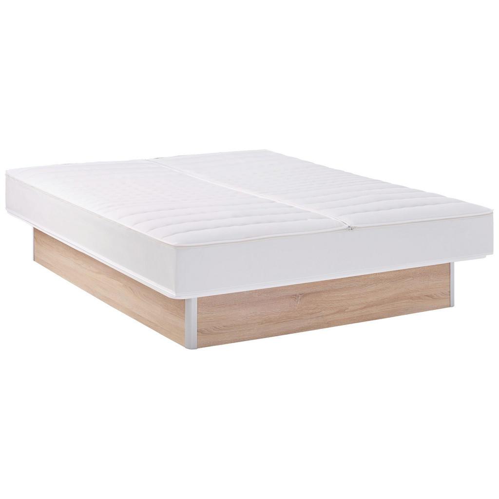 Novel Wasserbett inkl. Montage 140/220 cm, Braun | Schlafzimmer > Betten > Wasserbetten | Braun | Textil | Novel