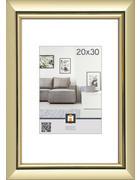 OKVIR ZA SLIKE 573630, 20/30 - zlata, Basics, umetna masa (25/35/2cm) - Novel