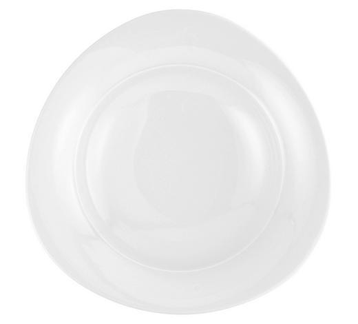 FRÜHSTÜCKSTELLER 23 cm - Weiß, KONVENTIONELL, Keramik (23cm) - Seltmann Weiden