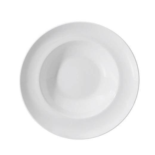 PASTATELLER Keramik Bone China - Weiß, LIFESTYLE, Keramik (27cm) - Novel