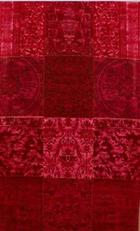 VINTAGE MATTA - röd, Lifestyle, textil (70/140cm) - Novel