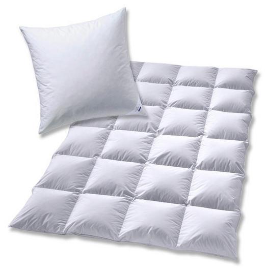 SET ZA KREVET - bijela, Konvencionalno, daljnji prirodni materijali (135/200cm) - Billerbeck