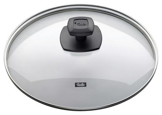 DECKEL  24 cm - Basics, Glas (24cm) - Fissler