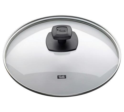 DECKEL - Klar, Basics, Glas (24cm) - Fissler