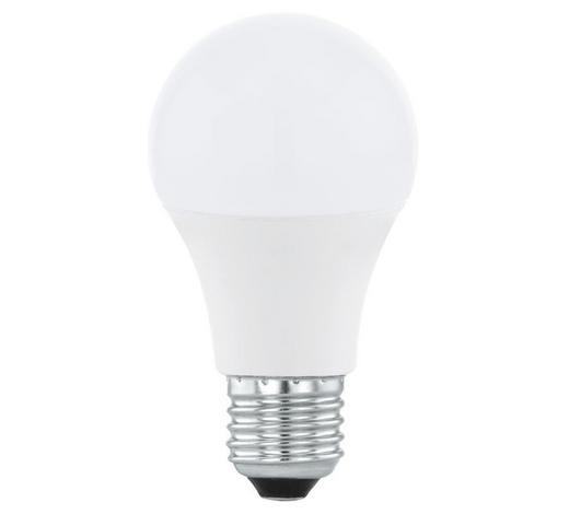 LED-LEUCHTMITTEL  E27 10 W  - Weiß, Basics, Glas (11,2cm)