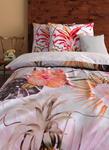 Bettwäsche Sarina B/L: ca. 2x 70/90, 200/200cm - Sandfarben/Multicolor, ROMANTIK / LANDHAUS, Textil (200/200cm) - James Wood
