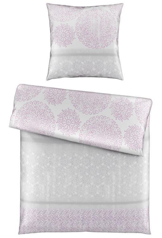 BETTWÄSCHE Satin Violett 135/200 cm - Violett, LIFESTYLE, Textil (135/200cm) - Esposa