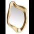 SPIEGEL  - Goldfarben, Design, Glas/Kunststoff (76/119/9cm) - Kare-Design