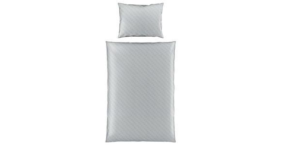 BETTWÄSCHE 140/220 cm  - Grau, Basics, Textil (140/220cm) - Ambiente