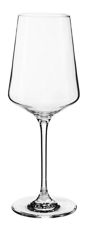 VITVINSGLAS - transparent, Design, glas (8,20/23,00/8,20cm) - Leonardo
