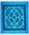 PLÁŽOVÁ OSUŠKA - modrá, Lifestyle, textilie (210/250cm) - Esposa