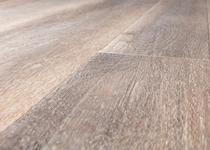 DESIGNBODEN  Eichefarben  per Paket - Eichefarben, Kunststoff (121/14,2/0,75cm) - Venda