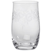 GLAS - klar, Lifestyle, glas (0.38l) - Novel