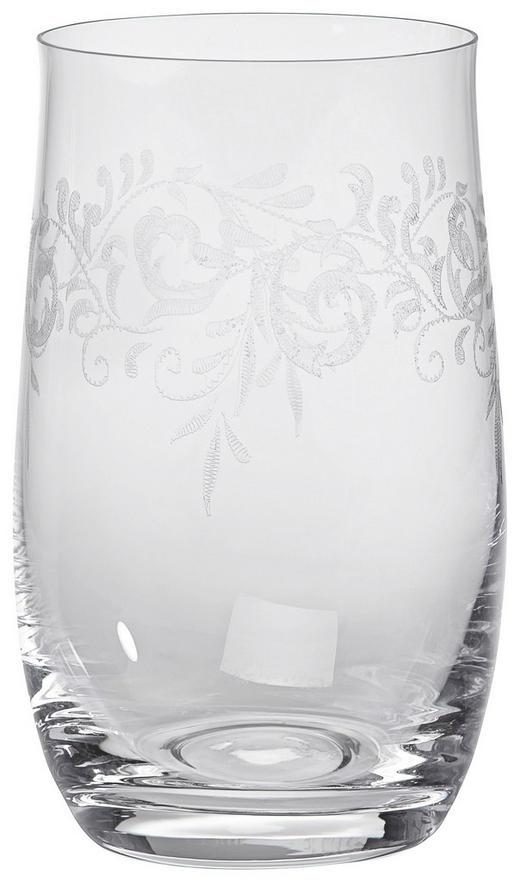 GLAS - klar, Lifestyle, glas (0.38l) - NOVEL