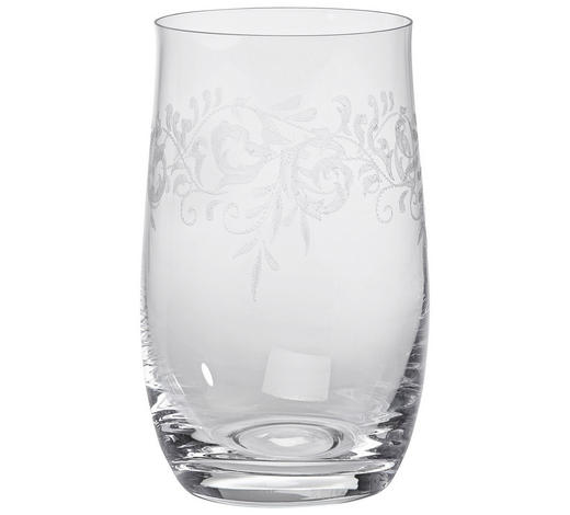 GLAS 380 ml - Klar, LIFESTYLE, Glas (0.38l) - Novel