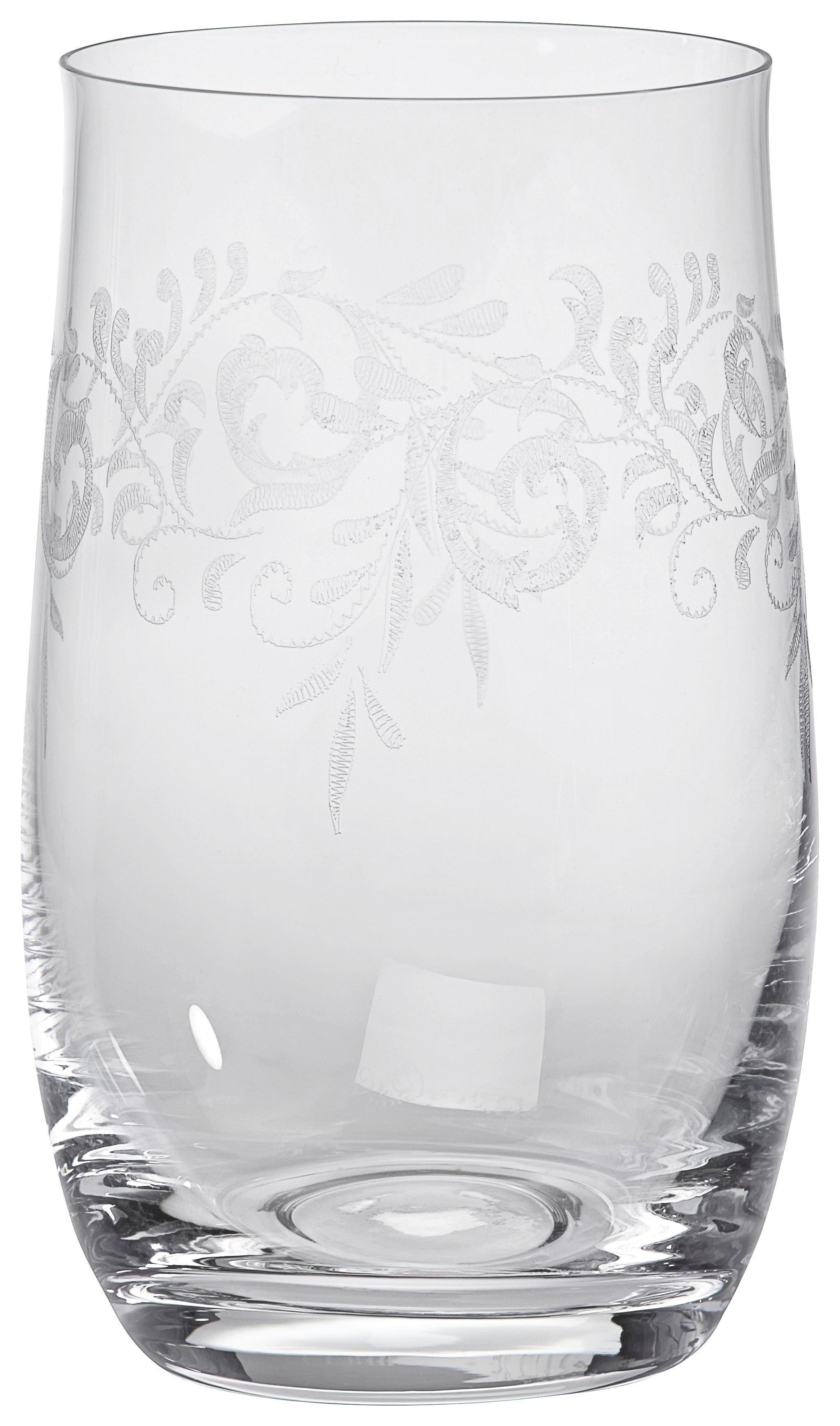 TRINKGLAS 380 ml - Klar, LIFESTYLE, Glas (0.38l) - NOVEL