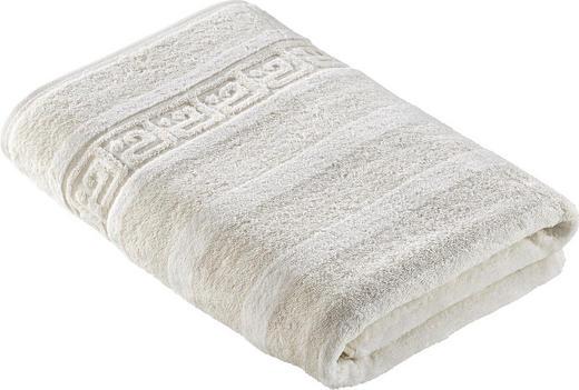 DUSCHTUCH 80/160 cm - Naturfarben, Basics, Textil (80/160cm) - Cawoe