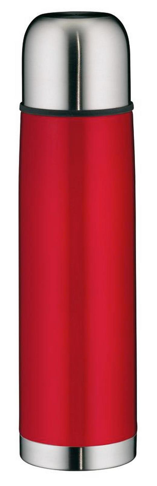 ISOLIERFLASCHE 0,75 L - Edelstahlfarben, Basics, Metall (0,75l) - Alfi