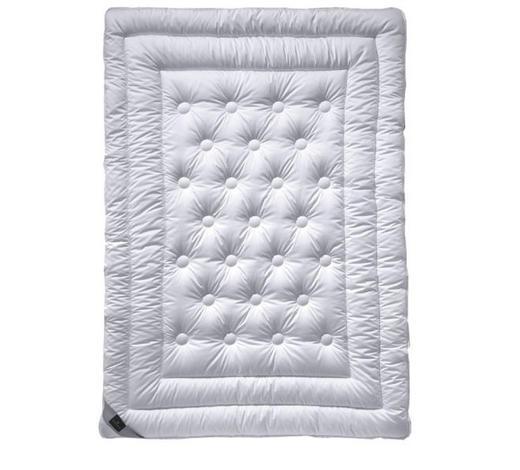 ZIMSKA PREŠITA ODEJA BRILLIANT - bela, Basics, tekstil (135/200cm) - Billerbeck