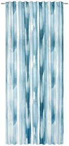 FERTIGVORHANG black-out (lichtundurchlässig) - Blau, Design, Textil (140/245cm) - ESPOSA