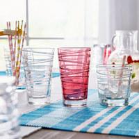 GLÄSERSET 6-teilig - Klar, Glas (16/13,7/24,5cm) - LEONARDO