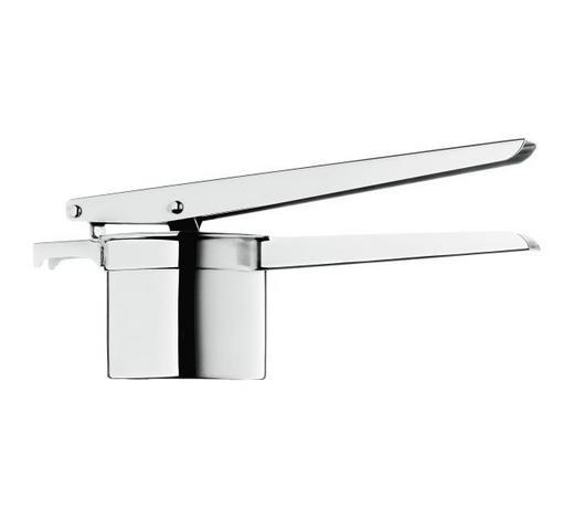 KARTOFFELPRESSE - Edelstahlfarben, Design, Metall (26,5cm) - WMF