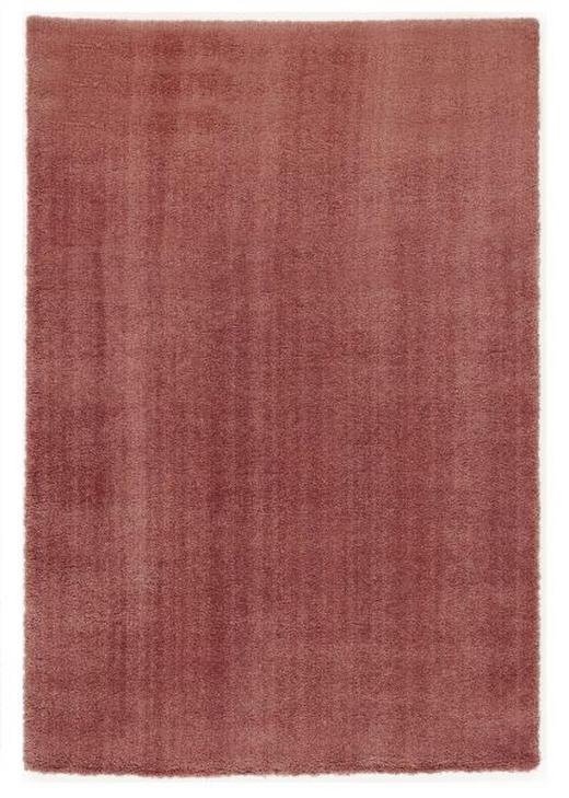 WEBTEPPICH  140/200 cm  Rosa, Rot - Rot/Rosa, Basics, Textil (140/200cm) - Novel