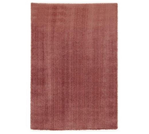 WEBTEPPICH  160/230 cm  Rosa, Rot - Rot/Rosa, Basics, Textil (160/230cm) - Novel