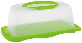 PARTYBUTLER - Klar/Grün, Basics, Kunststoff (40/15/20cm) - Homeware