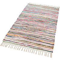 TRASMATTA - vit/multicolor, Klassisk, textil (80/150cm) - BOXXX