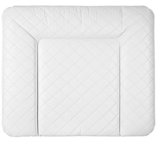 WICKELAUFLAGE 85/72 cm - Weiß, Basics, Kunststoff (85/72cm) - Patinio