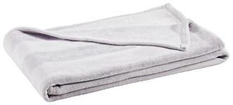 WOHNDECKE 150/200 cm Grau - Grau, KONVENTIONELL, Textil (150/200cm) - Novel