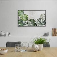 BILD - Silberfarben/Multicolor, Basics, Holz/Kunststoff (120/70cm) - Monee