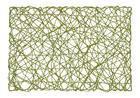 PODMETAČ ZA STOL - zelena, Design, papir (30/45cm) - Homeware