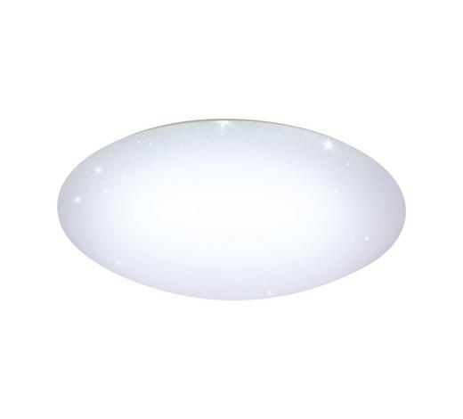 LED-DECKENLEUCHTE   - Weiß, KONVENTIONELL, Kunststoff/Metall (60cm)