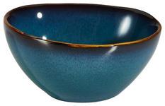 DIPSCHALE  - Blau, Trend, Keramik (9,8/8,6/4,9cm) - Landscape