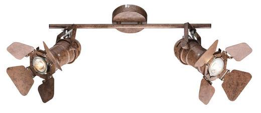 STRAHLER - Rostfarben, Trend, Metall (54/26,5cm)
